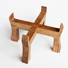 wood planter stand. shop elise joy make29 august product seven wooden plant stands indoor wood planter stand