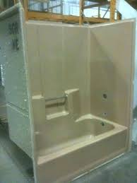 awesome one piece bathtub shower unit 53 in interior design for bathtubs remodeling with one piece
