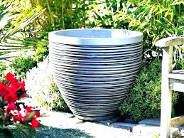 ceramic garden pots large outdoor flower pots planter ideas patio with tropical plants outdoor pots and planters large outdoor flower pots contemporary