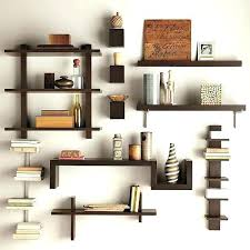 wall hung bookshelf ideas billy bookcase wall mounted wall mounted bookshelf ideas view in gallery bookcase
