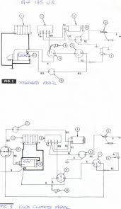 massey ferguson 133 wiring diagram yesterday s tractors photobucket