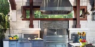 exterior kitchen exhaust vent grill hood outdoor regarding hoods prepare 2