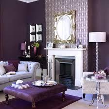 Plum Accessories For Living Room Purple And White Living Room Ideas Nomadiceuphoriacom