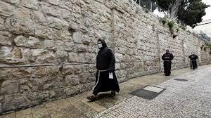 Jerusalén vive su primera Semana Santa sin peregrinos - Enfoque  Internacional