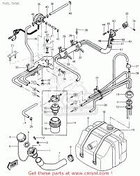 Fuel tank schematic