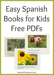 easy spanish books pdf use simple sentenceon voary for spanish learners