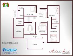 three bed house plans awesome 21 luxury free home plans kerala model floor plan 3 bedroom