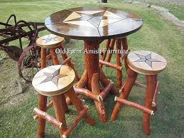 log rustic furniture amish. Old Farm Amish Furniture - Rustic Log: Handmade Log | Dayton, PA N