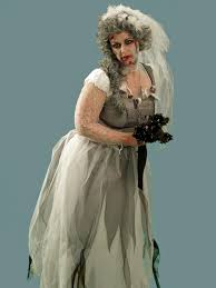 zombie bride costume and diy makeup