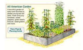 Small Picture Best 25 Vegetable Garden Planner Layout A Divas Garden 2012