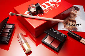 get the best in beauty with allure beauty box