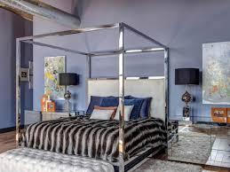 chrome bedroom furniture. Chrome Canopy Bedroom Sets Furniture P
