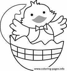 Small Picture baby chick preschool s easter859f Coloring pages Printable