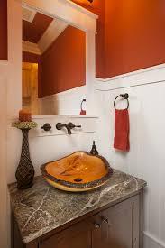 innovative moen kingsley in powder room