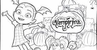 You can also print out vampire coloring pages free to prepare the coloring image is taken from a scene where robert saves bella from being hit by a van. Vampirina Coloring Pages For Your Little One Disney Family