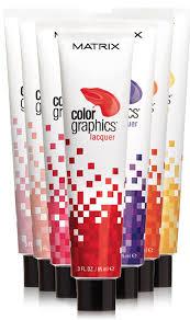 Matrix Demi Permanent Hair Color Chart Semi Permanent Color Graphics Hair Lacquer Matrix