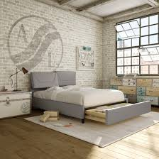 The Brick Furniture Kitchener Amisco Surrey Bed 12819 Furniture Bedroom Urban