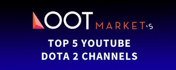 dota 2 youtube top 5 best channels you should follow