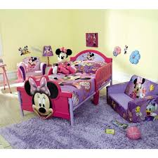 minimalist bedroom with purple minnie mouse toddler bedroom decor with regard to stylish home mickey mouse 4 piece toddler bedding set prepare
