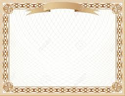blank template for school or gift certificate royalty blank template for school or gift certificate stock vector 21699291