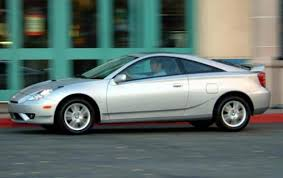 2005 Toyota Celica - Information and photos - ZombieDrive