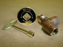 manual gas valves accessories diamond fire glass angle manual ball valve w polished brass flange key