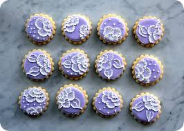 decorated flower sugar cookies.  Decorated Embroidered Flower Sugar Cookies Cookies2 On Decorated Cookies G