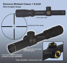 simmons whitetail classic scope. i like many had never even given simmons a thought,but after seeing so people wanting them online though there must be something to this,and whitetail classic scope