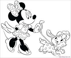 Free Mickey Mouse Coloring Pages