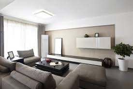Vierkante Woonkamer Inrichten Moderne Huizen