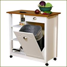 Kitchen Cabinet Garbage Can Kitchen Cabinet Trash Can Kit Kitchen