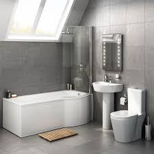 Bathroom Suites Homebase Remodeling Your Bathroom With Showering Bath Suites Antifasiszta