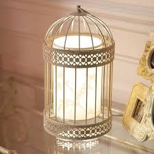 lighting birdcage light fixture birds diy fixtures fittings red