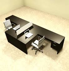 Office desk workstation Divider Person Desk Enchanting Remarkable Modular Office Merrilldavidcom Person Desk Large Size Of Office Office Desks Best Desk Two Person