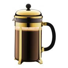 <b>Кофейник с прессом</b> Bodum <b>Chambord</b>, 1.5 л ⋆ Hotlong.ru