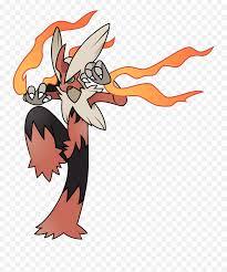 Pokemon Mega Blaziken Png - Pokemon Blaziken Mega Evolution - free  transparent png images - pngaaa.com
