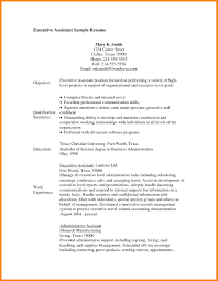 Administrative Assistant Resume Objective Examples Entry Level