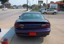 Curbside Classic: 1997 Chevrolet Camaro – Conspicuously Purple