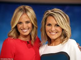 channel 9 news today. fresh talent: georgie announced channel nine favourite sylvia jeffreys as her replacement on the breakfast 9 news today u