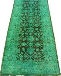 over dyed rugs runner rug nz