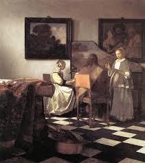 vermeer paintings