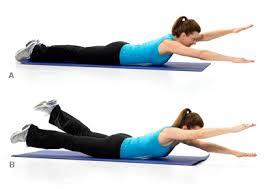 5, exercitii, pilates, shape Art, pilates