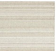 synthetic indoor outdoor rug bleached pottery barn reviews