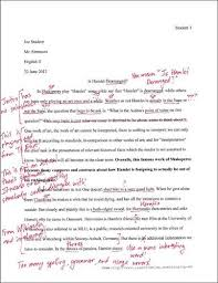 example college research paper mla format mla format for essays