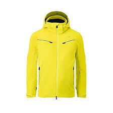Kjus Men Formula Jacket Citric Yellow