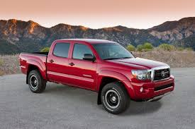 2012 Toyota Tacoma Facelift Revealed in Leaked Promotional Clip?