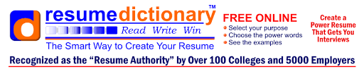 resume dictionary power words resumes pinterest resume