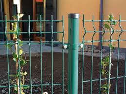 Recinzioni Da Giardino In Metallo : Palo tubolare circolare diametro mm per recinzione quot super eco