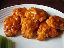 spicy boneless chicken wings.  Spicy Baked Boneless Buffalo Wings With Spicy Chicken B