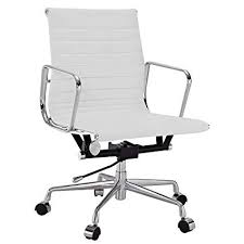Eames style office chairs Vintage Image Unavailable Amazoncom Amazoncom Emodern Furniture Emod Eames Ribbed Mid Back Office